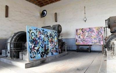 'Colinas de carbón' cobran vida en el pozo Julia