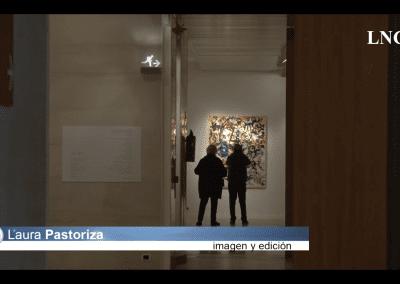 Vídeo de la exposición «Colinas de Agua»